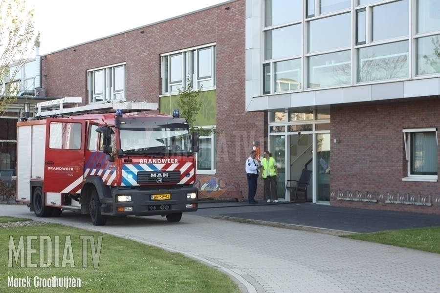 Rook in verpleeghuis De Plantage in Brielle
