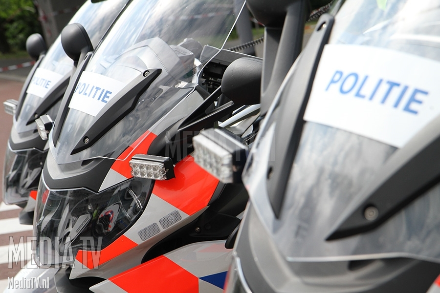 Verkeerscontrole in district IJsselland